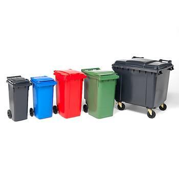 """""""Budget"""" wheelie bins"""