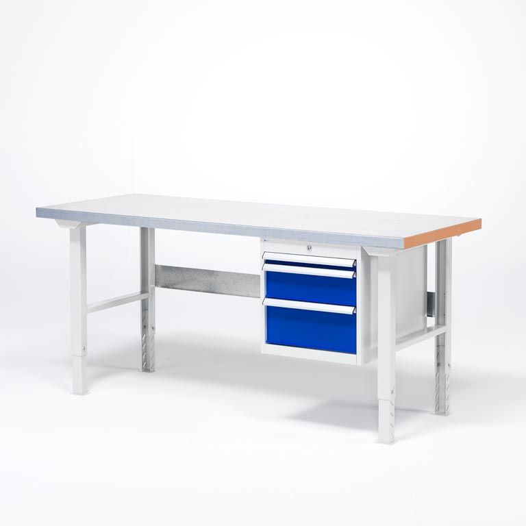 Workbench - Package deal with drawer unit and 3 drawers