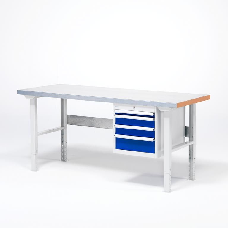 Workbench Package Deal With Drawer Unit And 4 Drawers Aj Products