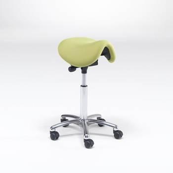 Saddle stool: fabric