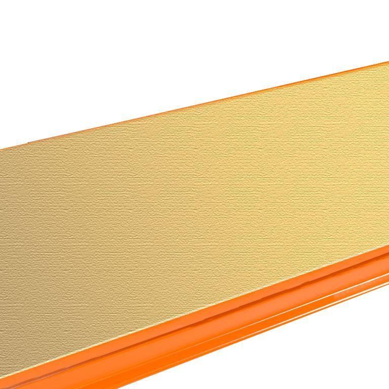 Widespan shelving: chipboard shelf