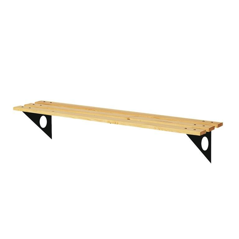 """""""Stabil"""" wall-mounted benches"""