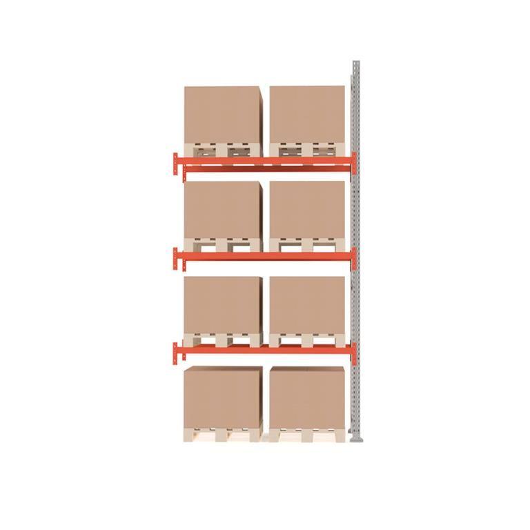 Pallställ Ultimate, påbyggnadssektion, längd 1850 mm AJ produkter