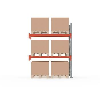 Ultimate pallet racking, add-on unit, W1850xD1100 mm