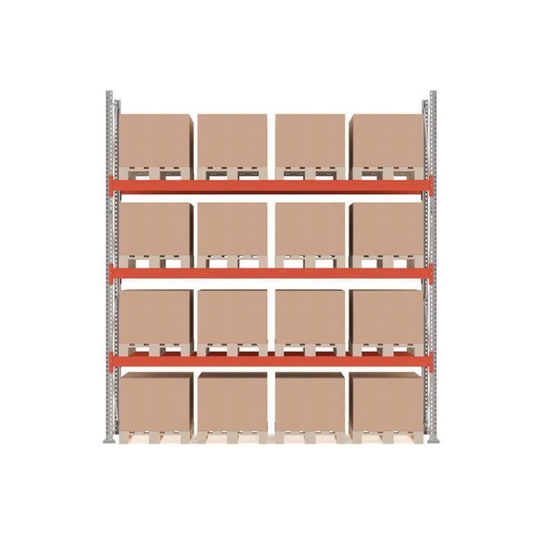 Pallställ Ultimate, grundsektion, längd 3600 mm AJ produkter