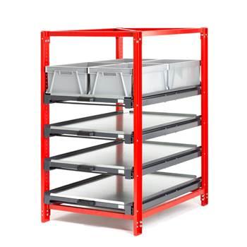Compact storage modules: 200kg