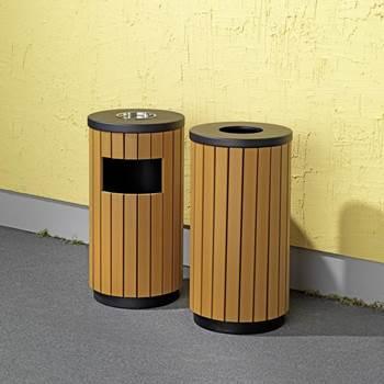 Pojemnik na odpady do użytku zewntrznego