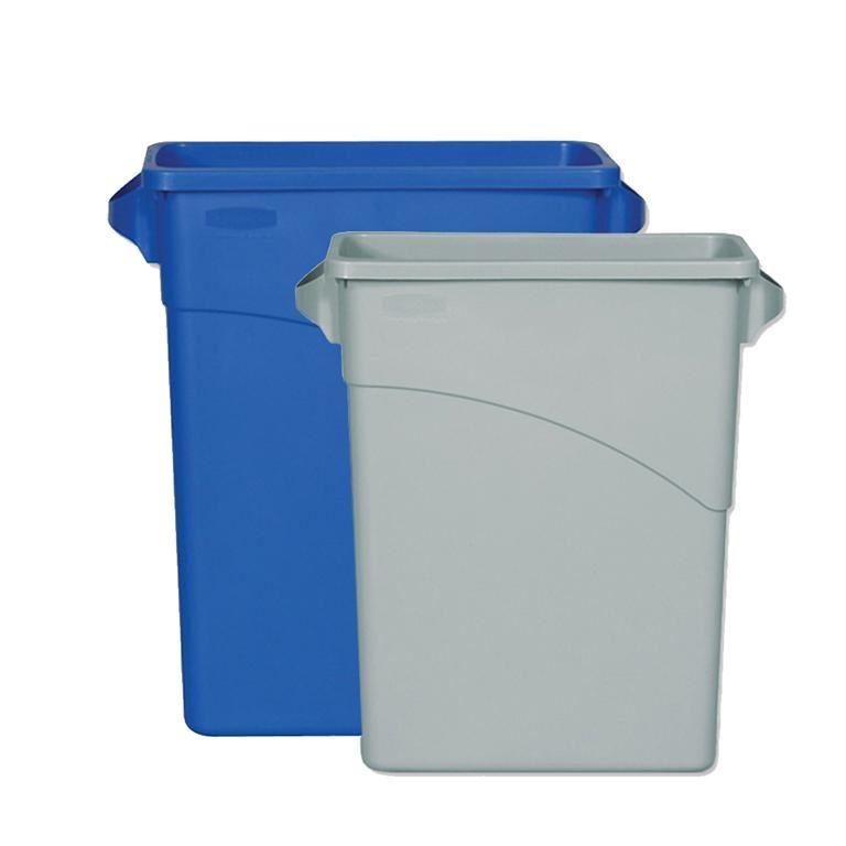 Slim Jim waste & recycling container