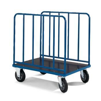 Pevný vozík na balíky