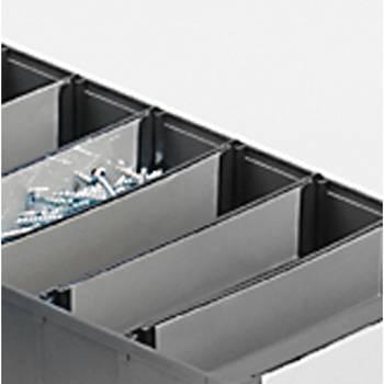Storage box dividers