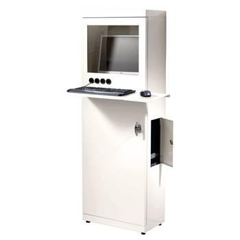 IT cabinets for flatscreens