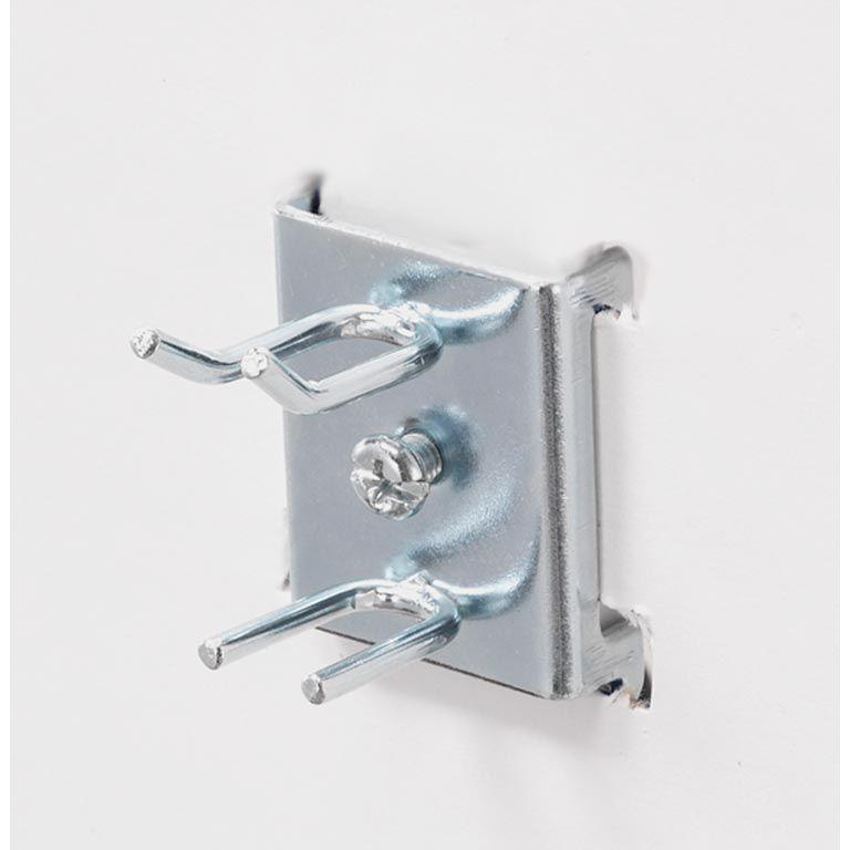 Haki na klucze łamane do paneli narzędziowych