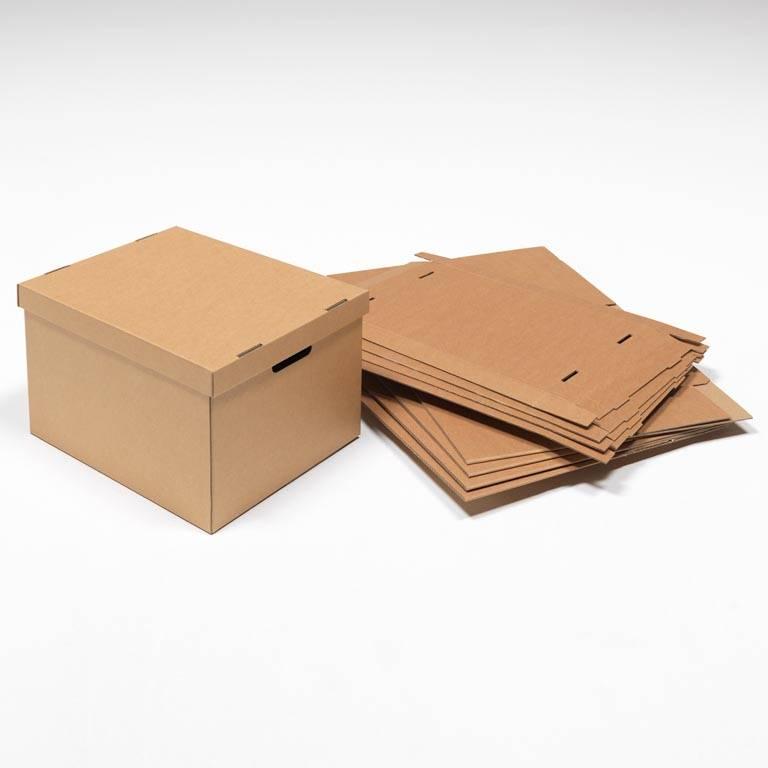 Archive boxes incl. lid