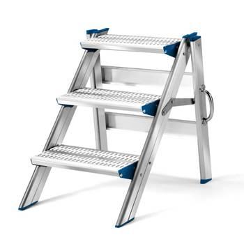 Stabilne schodki składane