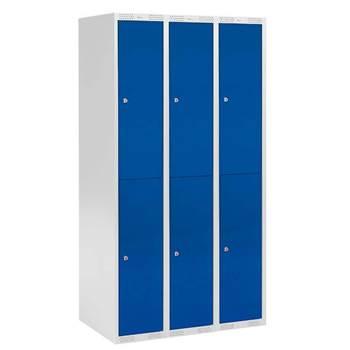 2 door lockers: treble module