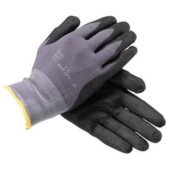 Rękawice nylonowe z warstwą PU