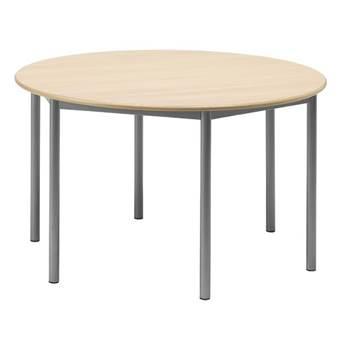Boras desk, round, Ø1200 mm, H600 mm