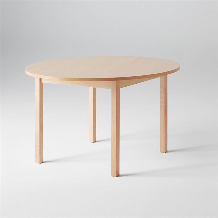 """""""Europa"""" circular noise reducing tables"""