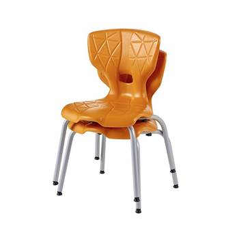 """Alda I"" school chair"