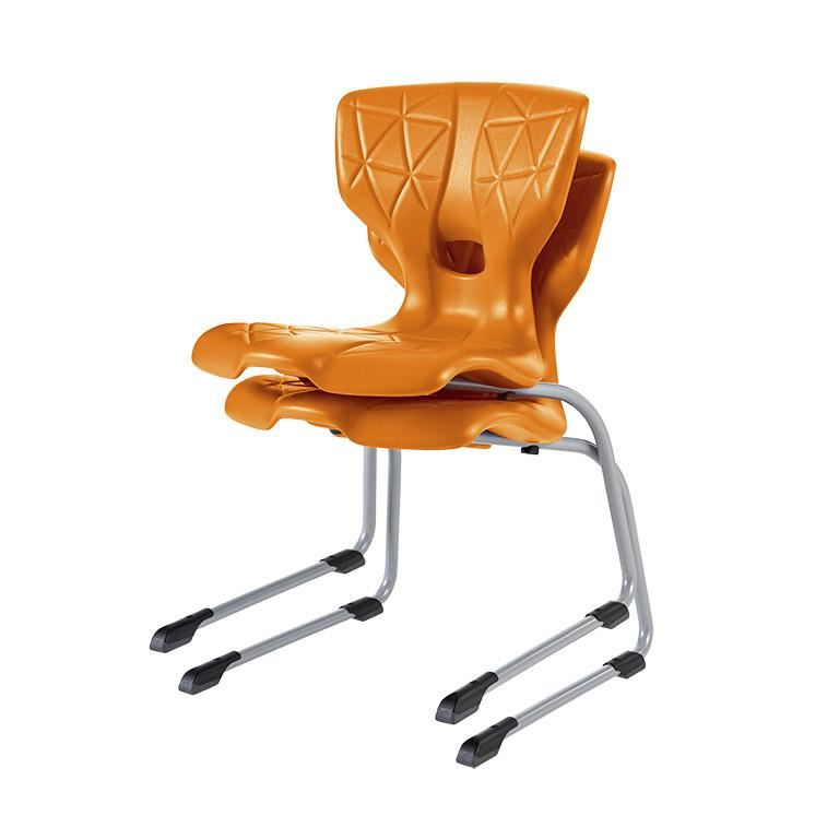 """Alda III"" school chair"