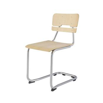 Legere II classroom chair, H 450 mm