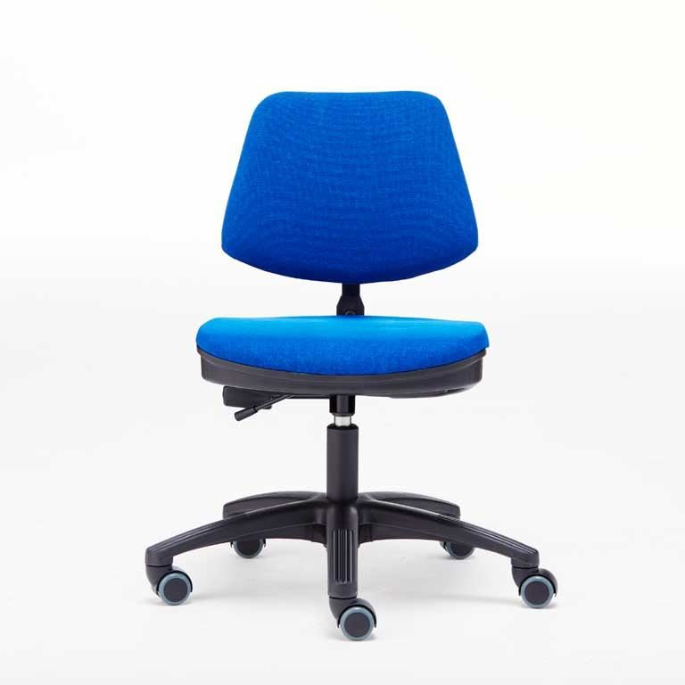 """Holborn"" office chair, blue"