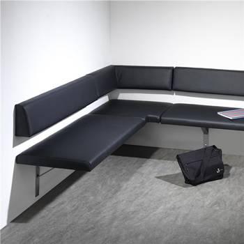 """""""Lidingo"""" wall sofa, W1300/650 mm"""