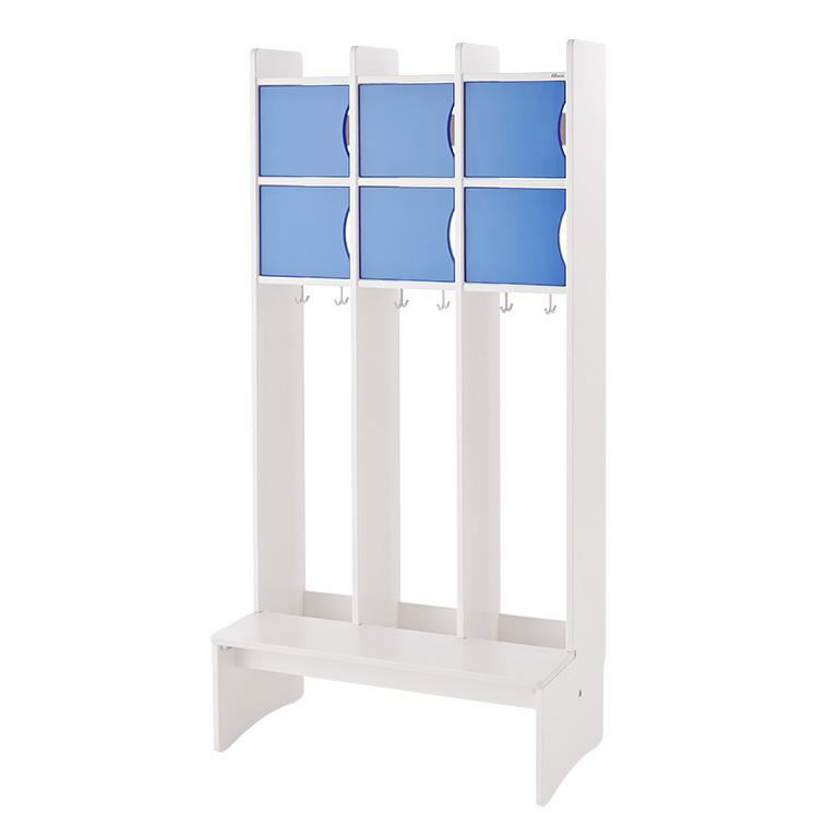 """""""Tobbe"""" clothes and shoe rack 2 shelves, floor model"""