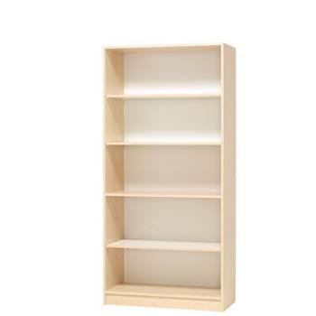 Modern bookcase, D300 mm