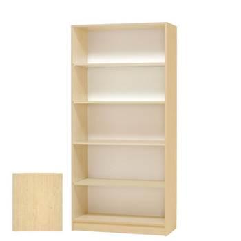 Modern bookcase, D580 mm