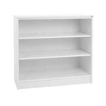 Low bookcase, D450 mm