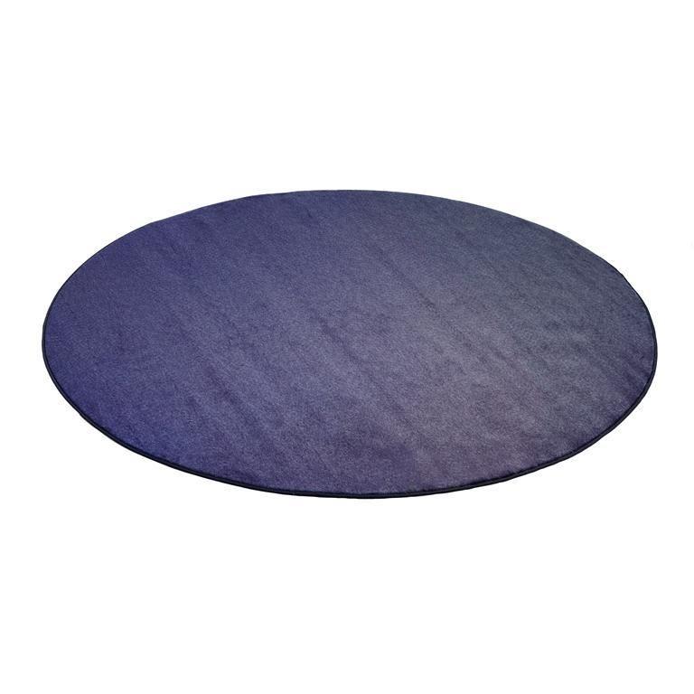 """""""Kalle"""" circular carpet rug"""