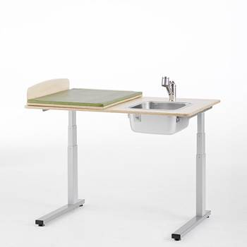 """""""Elit"""" Height-adjustable baby changing table"""