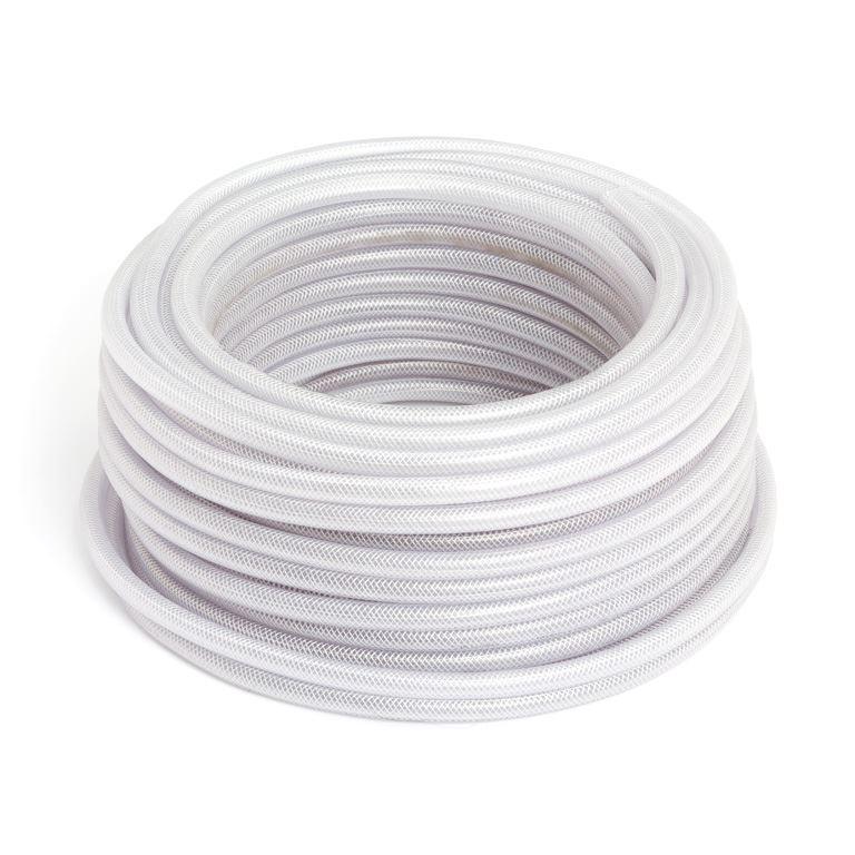 Slang i armerad PVC, 50 m