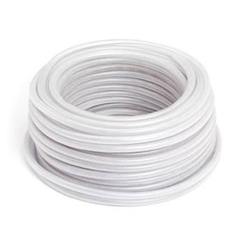 Hose reinforced PVC