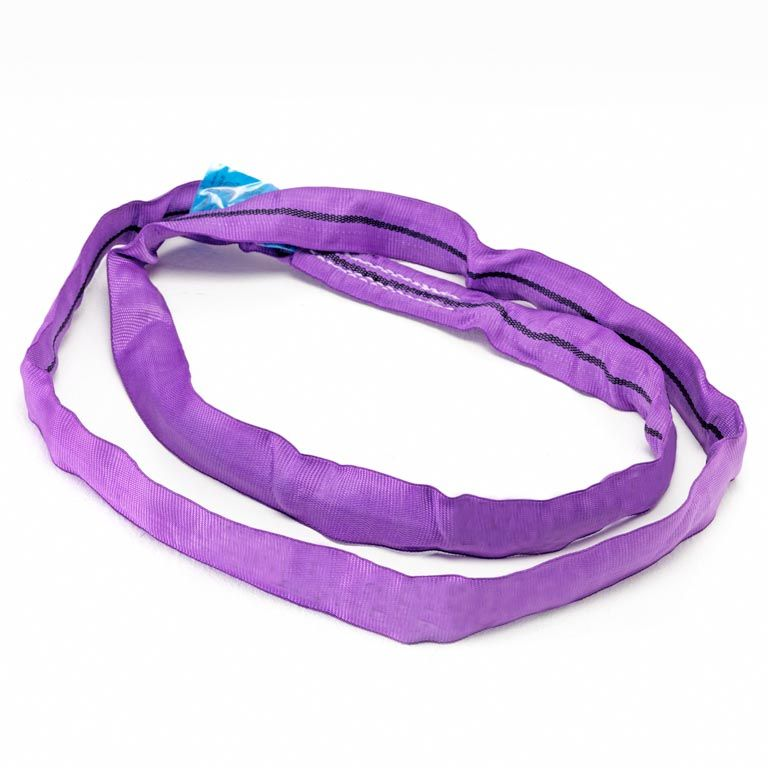 Round lifting sling