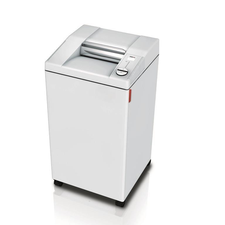 Centralised office shredder: 100L