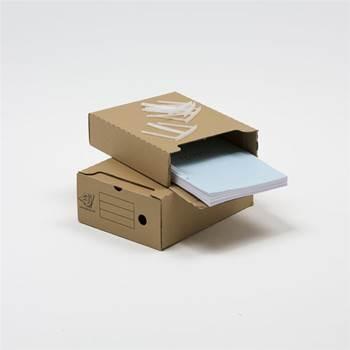 Tekturowe pudełko do archiwizacji
