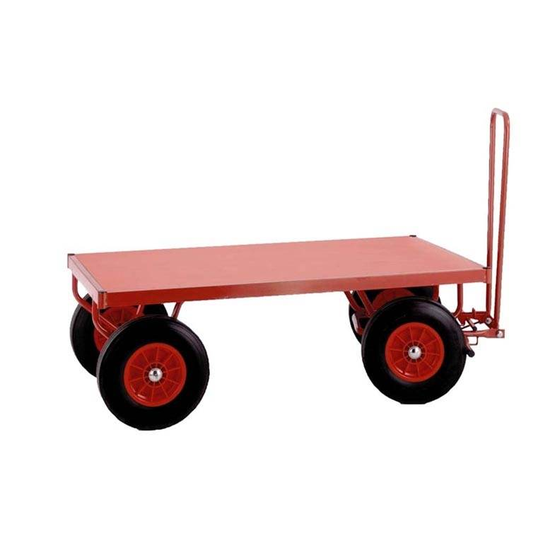 Turntable truck: 350-1000kg