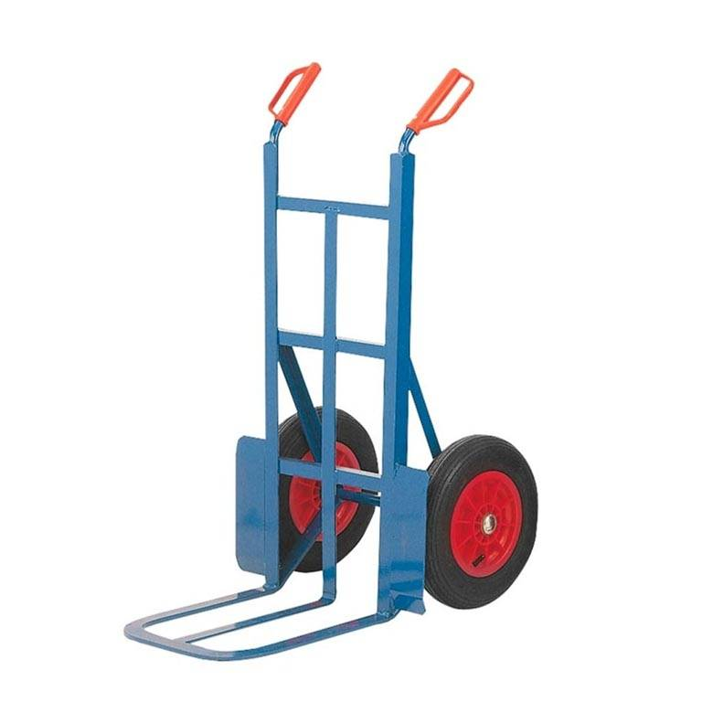 Rough terrain sack truck: 350kg