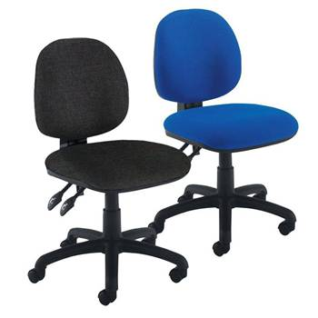 """Concept"" low back office chair"