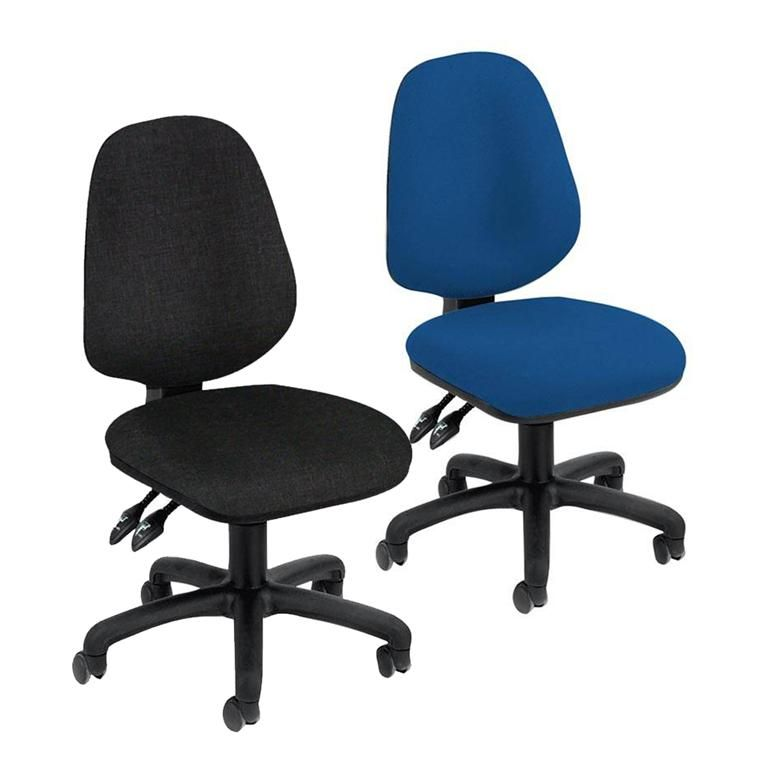 """Concept"" high back office chair"