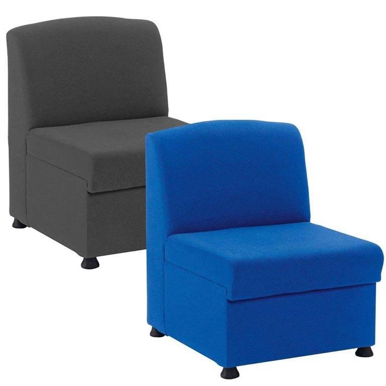"""""""Glacier"""" reception chair"""