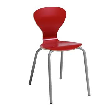 """Pluggis"" Classroom Chair"