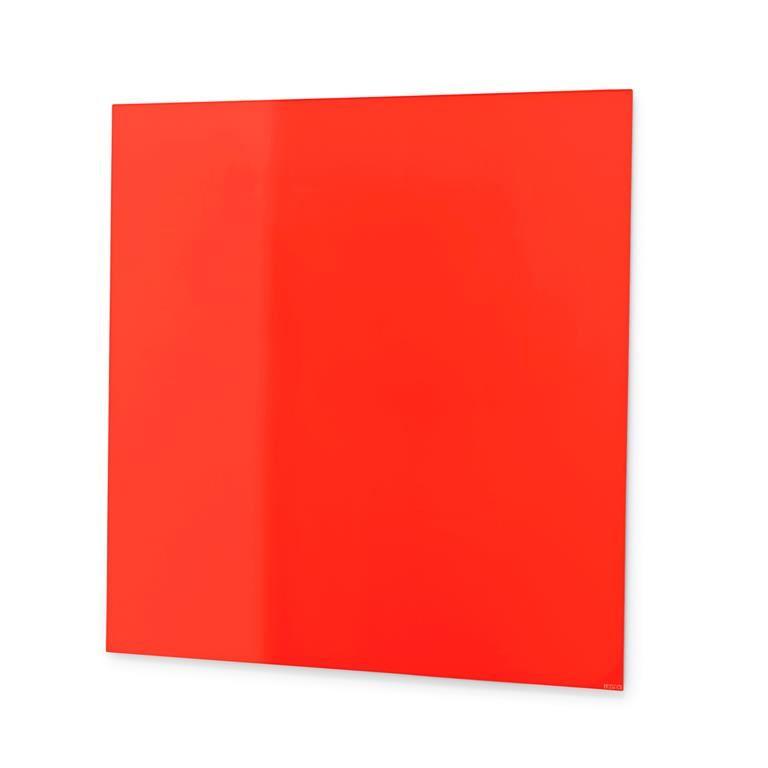 Glass writing boards: 500 x 500 mm