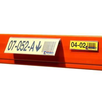 Magnetyczne ramki do etykiet