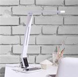 Skrivebordslampe LED med dockingstasjon